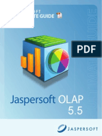 Jaspersoft Olap Ultimate Guide 5.5