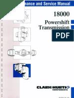 CLARK-HURTH Powershift Transmission 18000