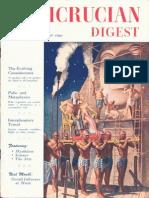 Rosicrucian Digest, June 1951