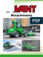 Avant Tecno USA Attachment Brochure -Modern Group