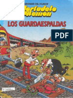Mortadelo y Filemon - 029 - Los Guardaespaldas