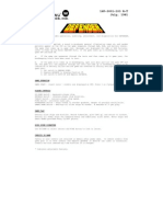 Defender [Later Series Setup Booklet] [English]