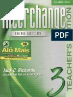 81585009 Interchange 3 Teacher Book