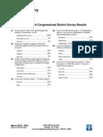 WA 8 Minimum Wage Polling Results