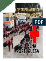 Tripulante de Ambulância de Transporte
