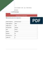 Anatomia General Programa OdontoULS2013