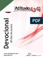 Devocional atitude 434