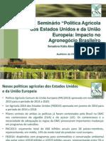 Apresentação - Agroicone (FARM BILL e PAC)