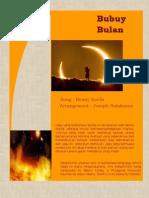 Bubuy Bulan -  Joseph Sulaksana PDF