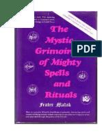 Frater Malak Grimoire