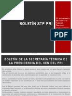 Boletín 24 STP 23 aniversario IFE