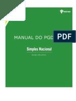 Manual Pgdas d