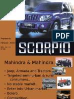 Scorpio Brand 2007