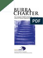 The Burra Charter 2013