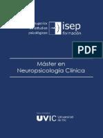 Master Neuropsicologia 13 Pres Prov