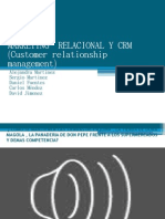 MARKETING RELACIONAL Y CRM Customer Relationship Management