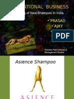 Asience Shampoo