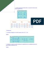 Matrices Santander