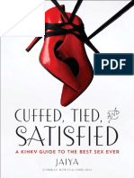 Cuffed Tied and Satisfied by Jaiya - Excerpt