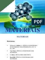 Materiais Cap 1
