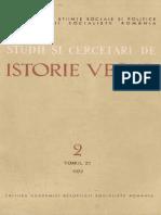 Winkler I. - Consideratii Despre Moneda Koson, SCIV, 2, 23, 1972