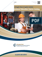 SCL 2013 Course Catalog