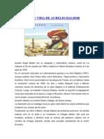 Biografia y Vida de Aurelio Baldor