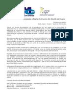 Declaracion Comision Directiva Mercociudades Alcaldia Bogota
