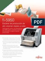 SCANNER Folleto Fi5950