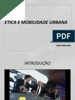 Seminário Ética e Mobilidade Urbana