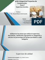 Canché, Pech, Tarea F (AIPC)   Supervisión