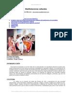 Manifestaciones Culturales Venezuela