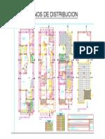 Plano de Arqui-plano de Distribucion