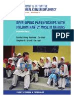 Developing Partnerships With Predominantly Muslim Nations Roundtable