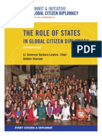The Role of States in Global Citizen Diplomacy Roundtable