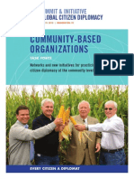 Community-Based Organizations Task Force Report