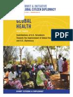 Global Health Task Force Report