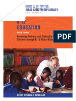 K-12 Education Task Force Report