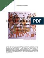 Historia general de las cosas de Nueva España libro 12