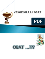 PeNGELOLAAN OBAT