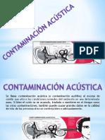 Contaminación acústica claudia