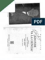 Planck M. - A Donde Va La Ciencia. Causal Id Ad y Libre Albedrio