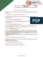adjective clauses özet