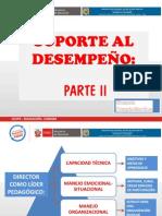 PPT SOPORTE DE DESEMPEÑO 2