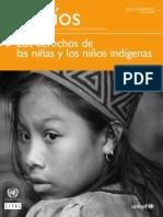 Desafios - derechos de las niñas y niños indígenas - CEPAL-UNICEF