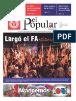 El Popular 261 PDF Órgano de prensa del Partido Comunista de Uruguay
