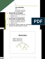 Recorridos de Arboles c++
