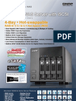 All-In-One NAS Server With iSCSI