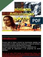 rebeliones anticoloniales