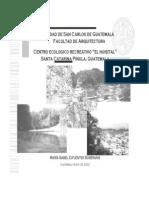 Analisis Centro Ecologico